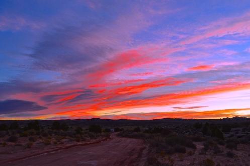 Sunsets at Moab