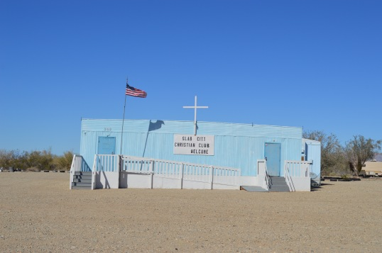 A place for Christians