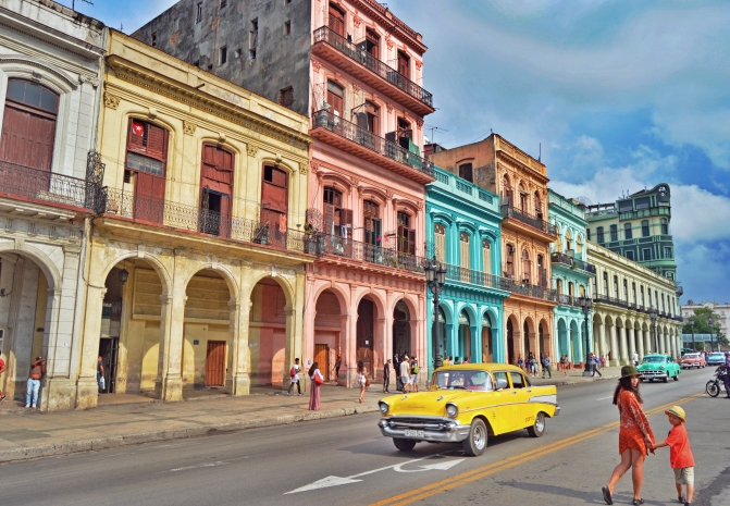 Visiting Cuba: tickets, medical insurance, and visas.